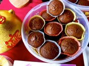 Moong Daal Muffins