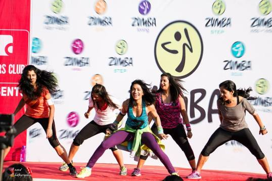 Shwetambari Shetty - Zumba Education Specialist's