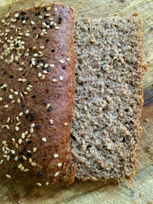 Taantraa Almond & Rice Flour Bread