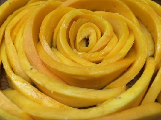 Taantraa Mango Cake
