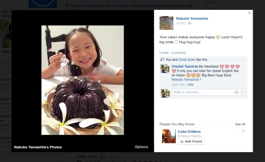 Taantraa Love Thy Chocolate Cake
